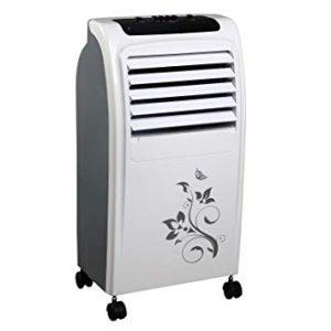 petit climatiseur mobile Refroidisseur d'air 80 W 5L