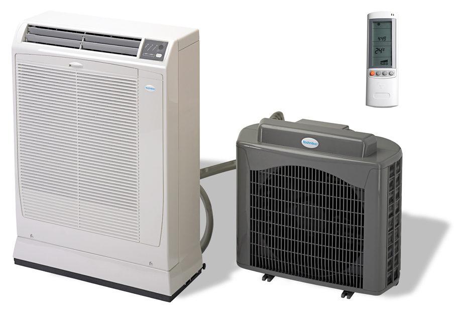 Climatiseur Mobile Pas Cher Refroidisseur d'air 80 W