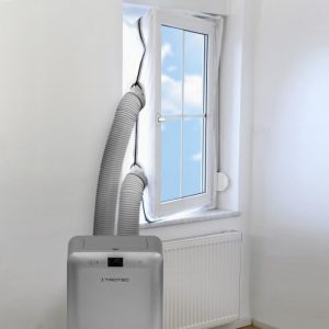 Trotec kit calfeutrage fenêtre AirLock 200